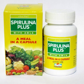 Cпирулина Плюс с Амлой (Spirulina Plus with amla)